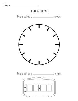 Introducing Clocks