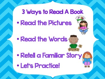 Introducing Daily Five Powerpoints Read to Self