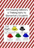 Introducing DeBono's 6 Thinking Hats
