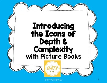 Introducing Depth and Complexity with Trade Books