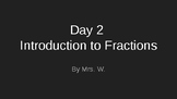 Introducing Fractions! Lesson 2 - 3rd Grade Common Core Based