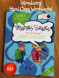 Spanish Basics Hard Copy Workbooks! - Grades K-2 (10 Pack