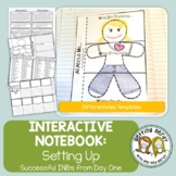 Interactive Notebook Set-Up