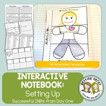Interactive Notebook Introduction and Set-Up for Science/A