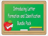 Introducing Letter Formation and Identification Bundle Pack
