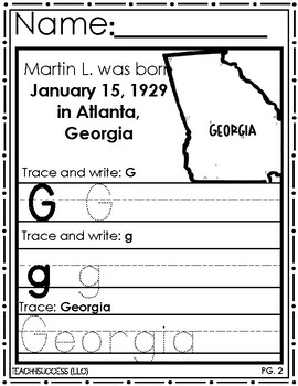 Introducing Martin L. King