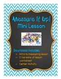 Introducing Measurement