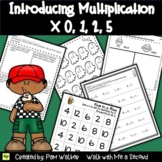 Introducing Multiplication with 0, 1, 2, 5 | Distance Learning