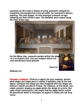 Introducing Perspective in Drawing – A Multi-Age Art Lesson