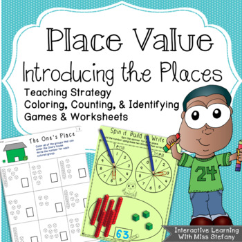 Introducing Place Value {Ones, Tens, Hundreds}