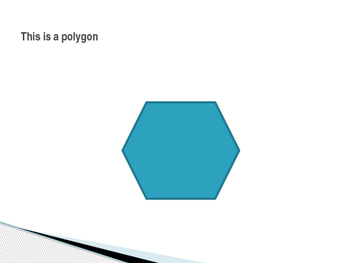 Introducing Polygons