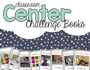 Introducing Preschool Classroom Centers