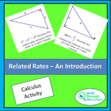 Related Rates - An Introduction
