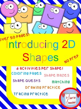 Introducing 2D Shapes