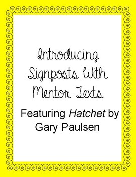 Introducing Signposts with Hatchet
