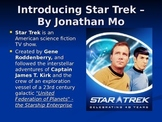 Introducing Star Trek
