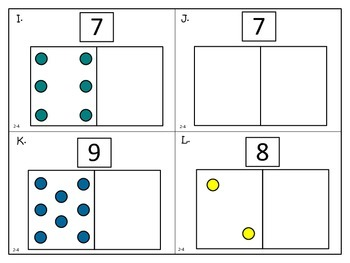 Subtraction Expressions & Number Sentences - First Grade enVision Math