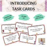 Introducing Task Cards