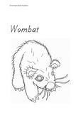 Introducing Tasmanian Animals Colouring Ins