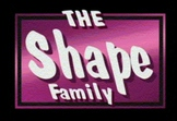 """Introducing """"The Shape Family"""" Teach shapes with song/music videos!"""