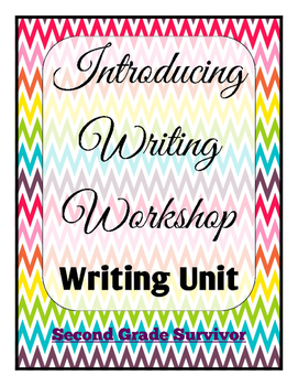 Introducing Writer's Workshop Unit