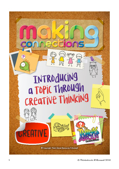 Introducing a Topic by Making Connections