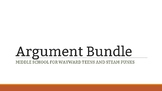 Introducing and Analyzing Argument Bundle
