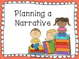 Introducing and planning narrative writing