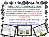 Introducing iPads - Updated With Each Update