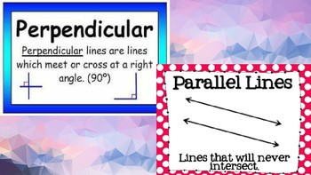Introducing lines and angles