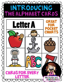 Introducing the Alphabet - Letter Sound Cards