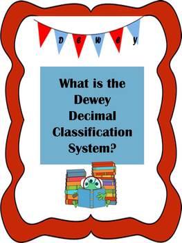 Introducing the Dewey Decimal Classification System