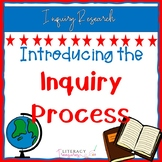 Introducing the Inquiry Process -- A Collection of Reading