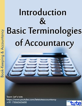 Checking Accounts | Introduction & Basic Terminologies of Accountancy