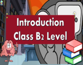 Introduction Class. ESL/ESOL PowerPoint Lesson for B2 Level Students