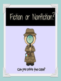 Introduction: Fiction vs. Nonfiction