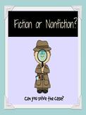 Introduction: Fiction vs. Nonfiction