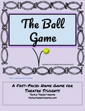 Theatre - Introduction Games - The Ball Game