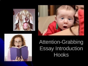 """Introduction """"Hooks"""" PowerPoint"""