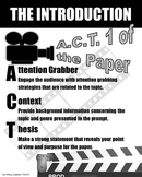 Introduction Paragraph Poster