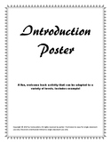 Introduction Poster
