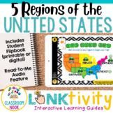 Link & Think Digital Guide- 5 Regions of the U.S. {Google
