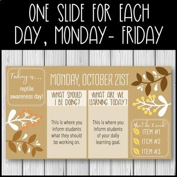Introduction Slides - October 2019 - Free Resource