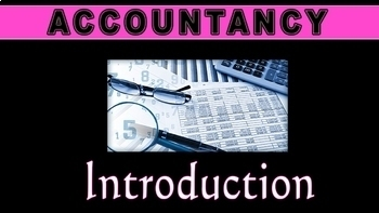 Introduction To Accounting   Book Keeping   Financial Accounting