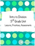 Introduction To Division-3rd Grade