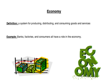 Introduction To Economics PowerPoint
