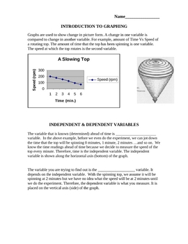Introduction to Graphing (Physical Science)