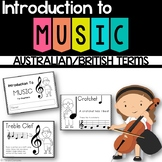 Introduction To Music Booklet