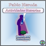 Introduction To Pablo Neruda Reading Comprehension Activity