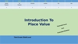 Introduction To Place Value -- Expanded Form and Expanded